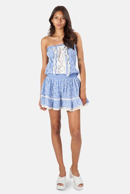 Sunday Saint Tropez Malibu Dress - Chambray