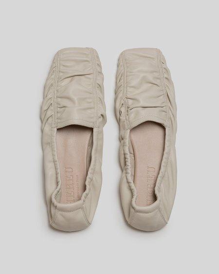 Hereu Rugada shoes - cream