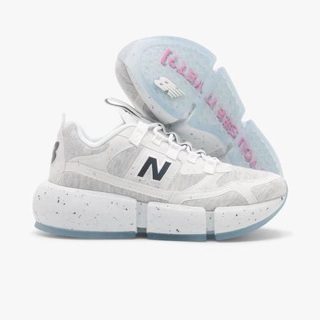 New Balance x Jaden Smith MSVRCRGA Vision Racer Sneakers - White/Multi