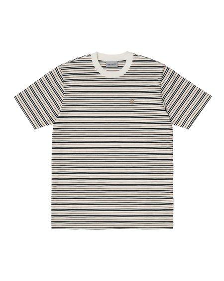 CARHARTT WIP S/s Akron Shirt - Wax