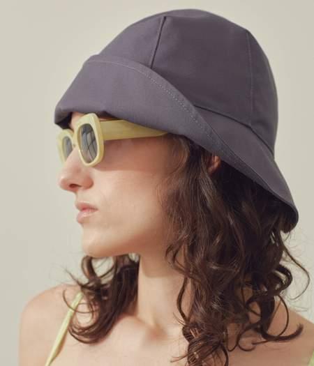 Clyde Sunbeam Hat - Basalt