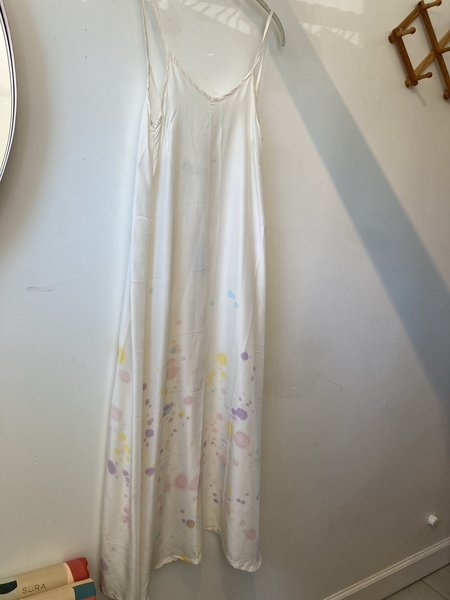 Pre-loved Hai Silk Slip Dress - CREAM