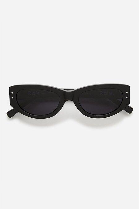 Unisex Raie Eyewear Lakota Sunglasses - Black