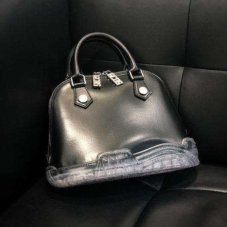 GCDS Sneaker Bag - Black