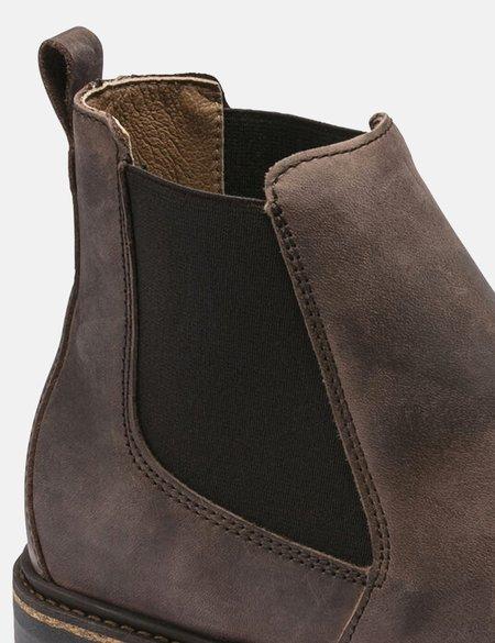 Birkenstock Stalon Womens Boot - Mocha Brown