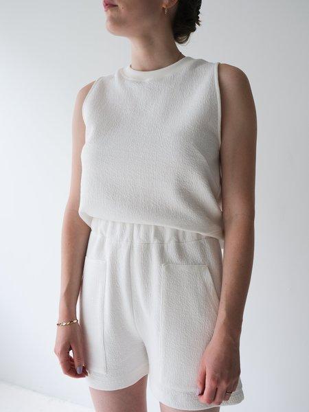 Odeyalo Mollo Short - White