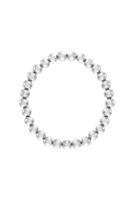 Alexa Leigh Sterling Silver Ball Bracelet