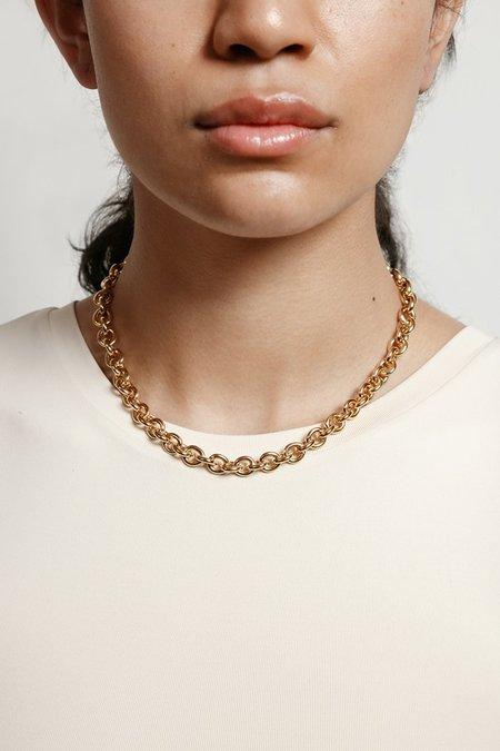 Wolf Circus Marina Necklace - Gold
