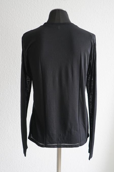 Baserange Long Sleeve Tee - Black