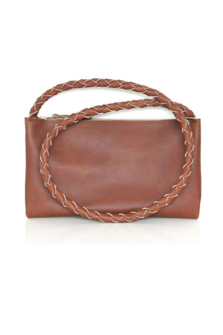 ARA Handbags Shoulder Starp No. 2 (Tobacco Oil Tanned)