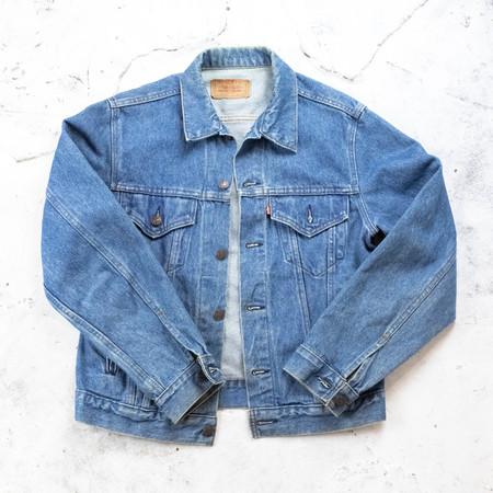 vintage Levi's jacket - BLUE