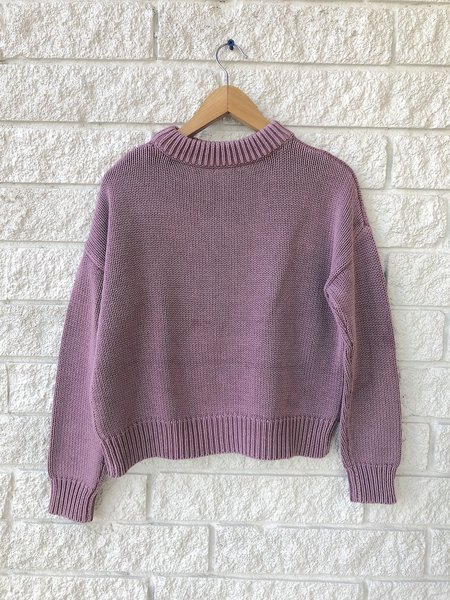 Demy Lee BETH SWEATER - PALE ORCHID