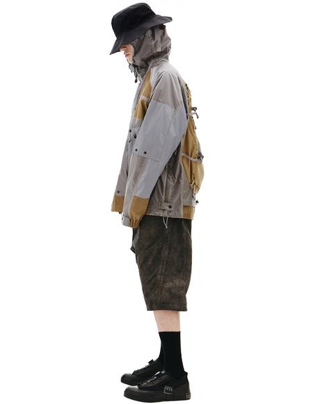 Junya Watanabe Brown Nylon Jacket