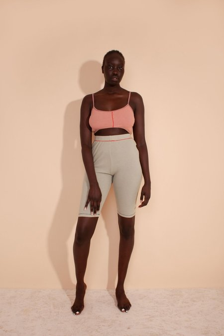 L.F.Markey Helios Bike Shorts - Mint