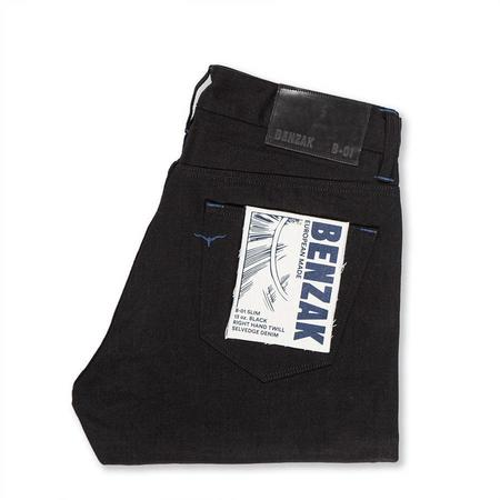 Benzak Denim Developers Selvedge Jeans - Black