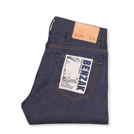 Benzak Denim Developers Selvedge Jeans - Indigo