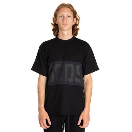 GCDS Band Logo t-shirt - black