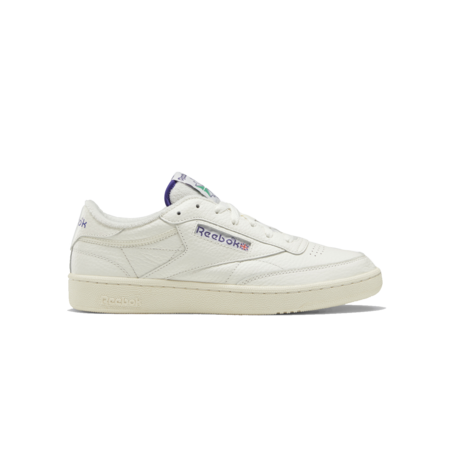 Reebok Club C 85 Men GW5335 sneakers - Chalk/Purple