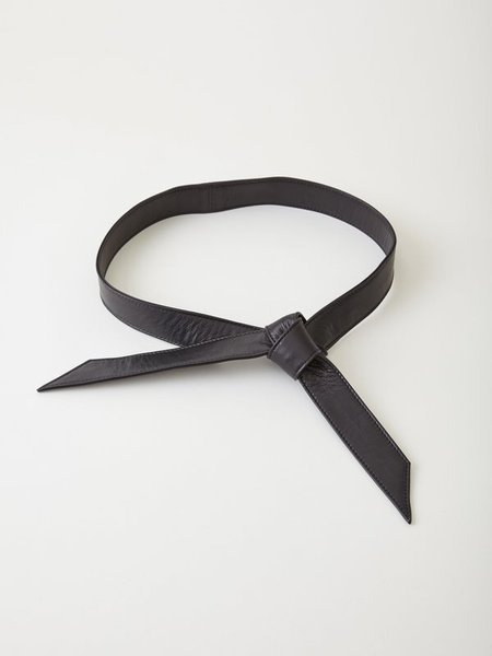 Are Studio Riem Belt - Black