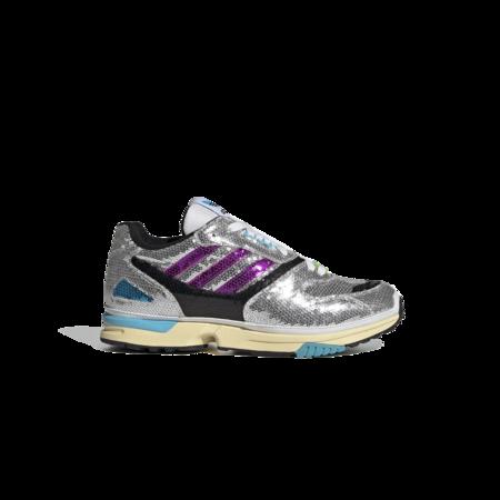 adidas ZX 4000 Sneakers - Glitter Silver