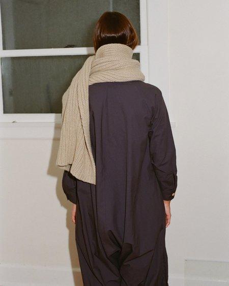 Baserange Merino Scarf - Camel
