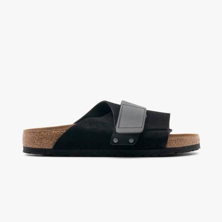 Birkenstock Kyoto Suede sandals - Black