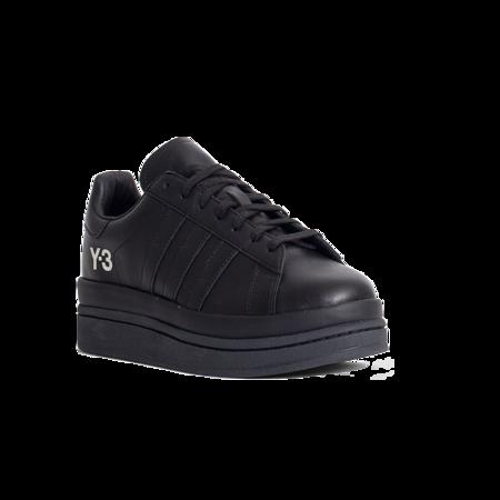 Unisex adidas Y-3 Hicho GZ9147 SNEAKERS - BLACK