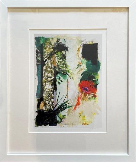"""Emily Johnson Understory Framed 11""""x14"""" art"""
