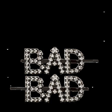Ashley Williams Bad Hair Pins - Clear