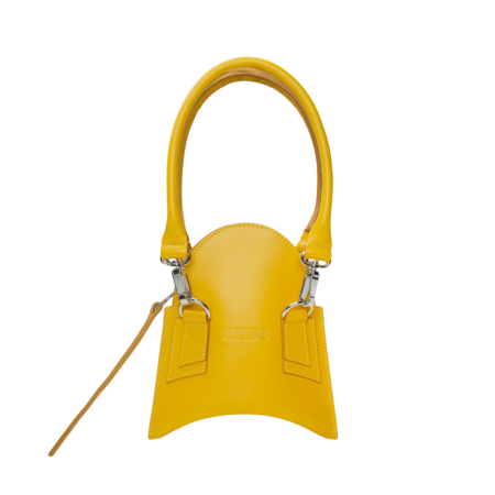 Charlotte Knowles Fang Bag - Yellow