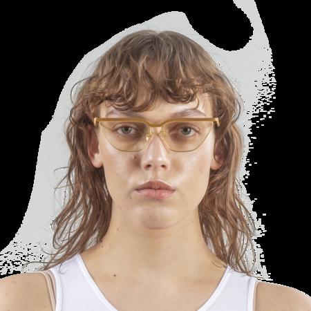 Rejina Pyo Kira Sunglasses - Gold