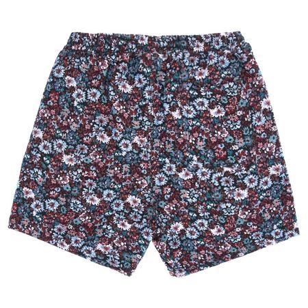 PLEASURES Quitter Floral Shorts - Black
