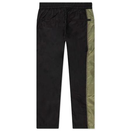 PLEASURES Reality Nylon Pant - Black