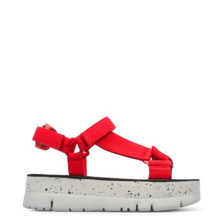 Camper Oruga Sandal - Red