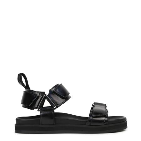 Unisex Royal Republiq Route Holographic Sport Sandal - Black
