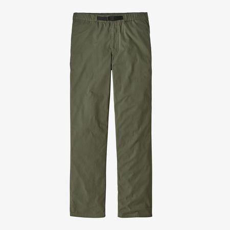 Patagonia Men's Organic Cotton Lightweight Gi Pants - Industrial Green