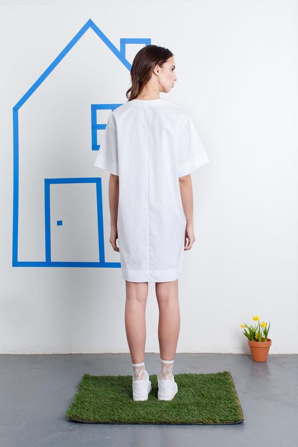 CF. Goldman Dot Tunic Dress