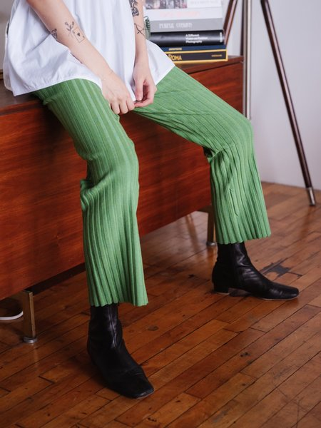 PALOMA WOOL FROM THE PANT - GREEN