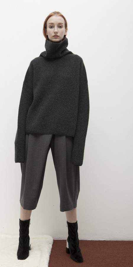 SCHAI Geode Crop Trousers
