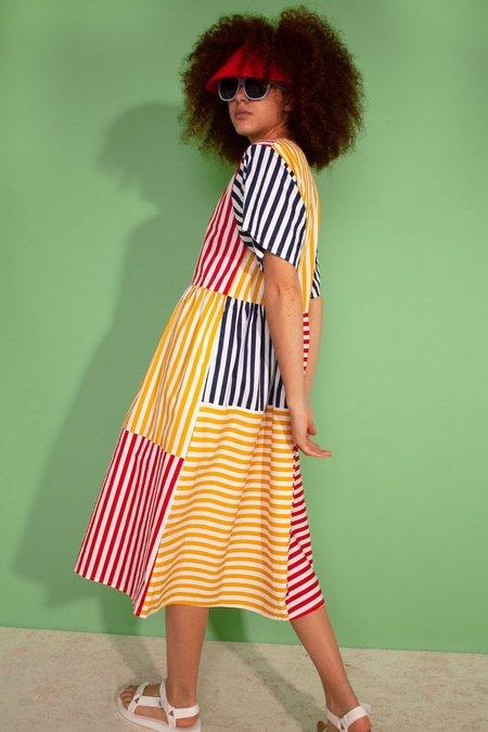 L.F.Markey Mitchell Dress - Multi