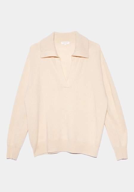 Demy Lee Lane Sweater - Antique White