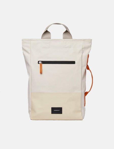 Sandqvist Tony vegan Backpack - beige