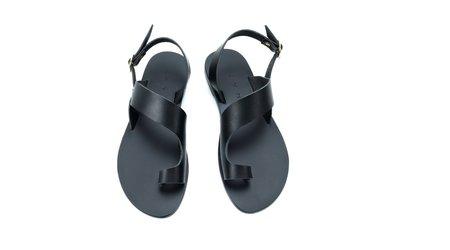 KYMA Tilos Sandal - black