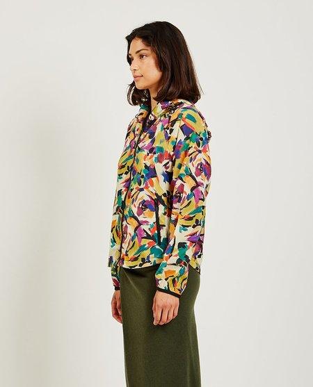 Kenzo Windbreaker - Multicolor Abstract