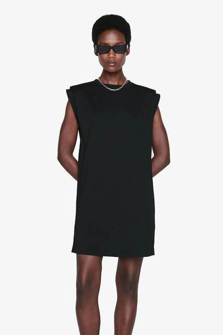 Anine Bing Tanner Dress - Black