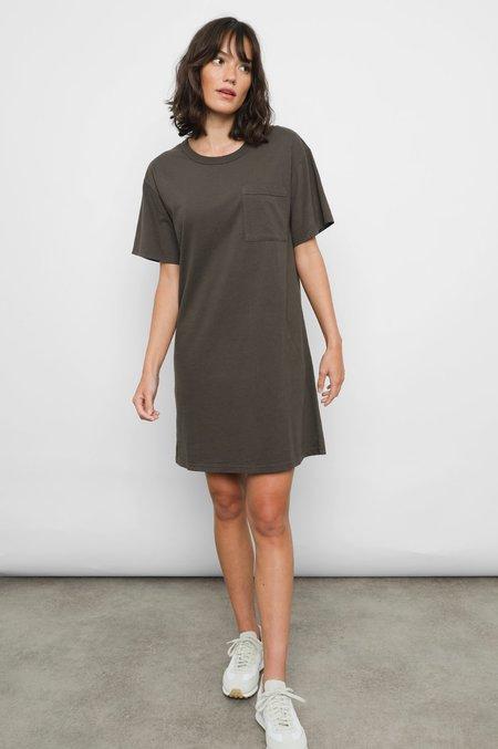 Rails The T Shirt Dress - Coal