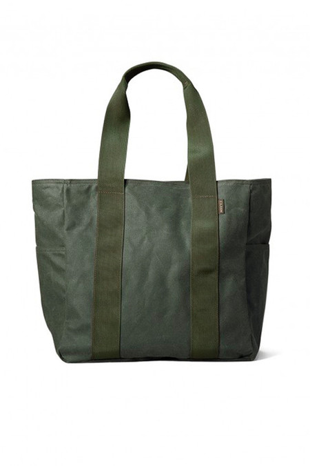 Filson Medium Grab N Go Tote Spruce