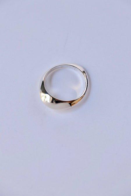 Faris Aero Ring - Sterling Silver