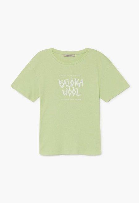 Paloma Wool Souvenir Lapaulo Tee - Lime Green