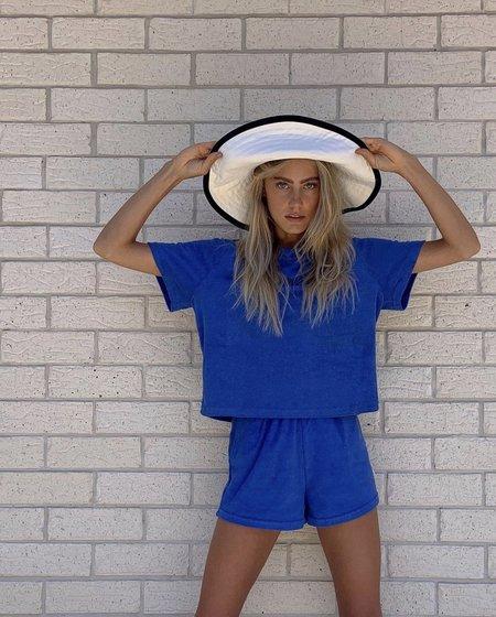 Araminta James TERRY CLASSIC SET - french blue
